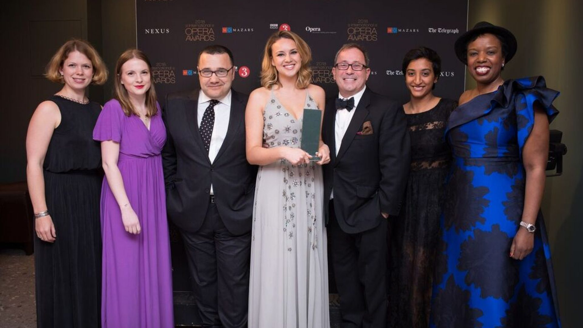 Inspire wins International Opera Award