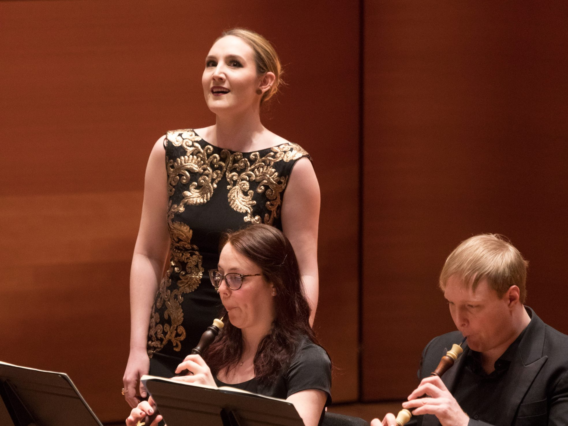 Dido and Aeneas with Juilliard