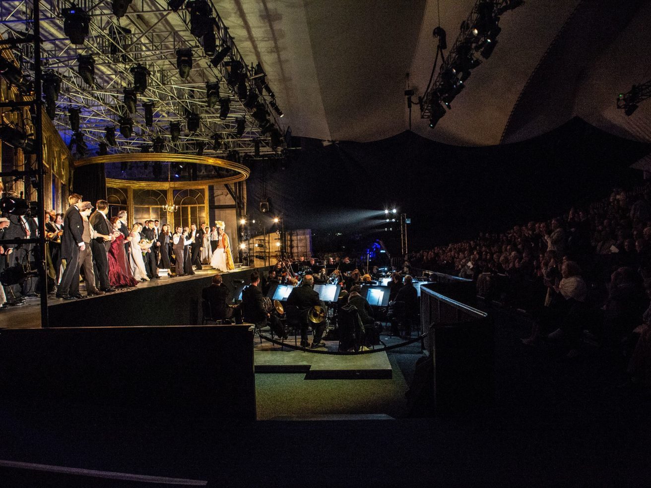 What to expect at Opera Holland Park