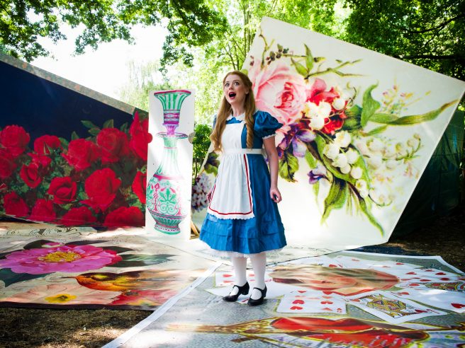 Podcast: Commissioning Alice's Adventures in Wonderland