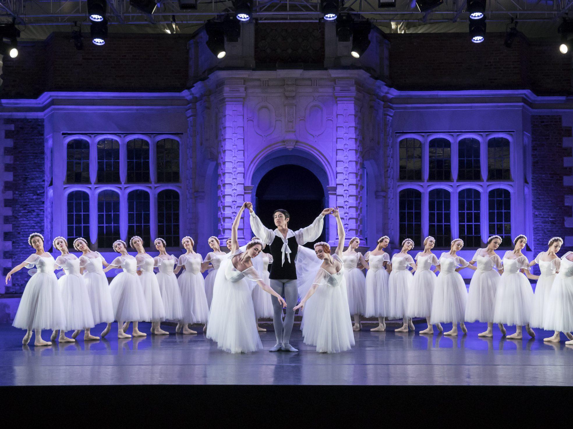 The Royal Ballet School