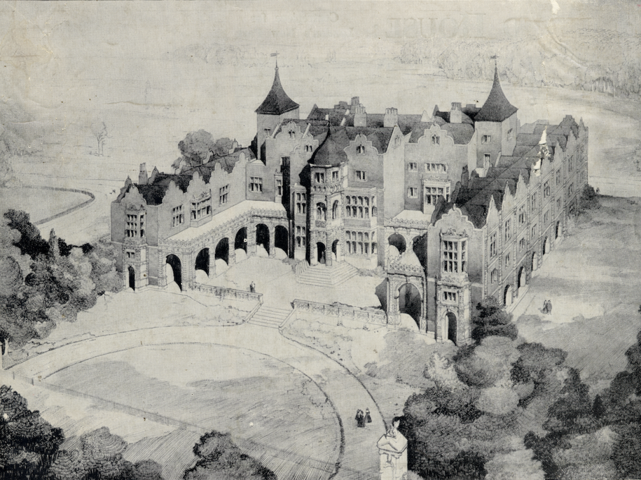Learn more about the history of Opera Holland Park