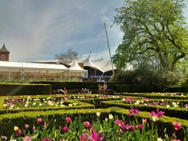 Opera Holland Park Spring Reception