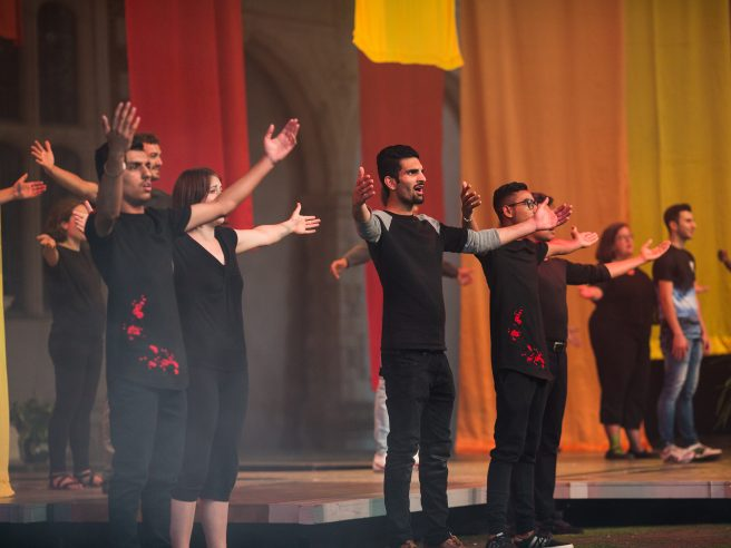 Refuge in Harmony: Celebrating opera as an international and equal art form