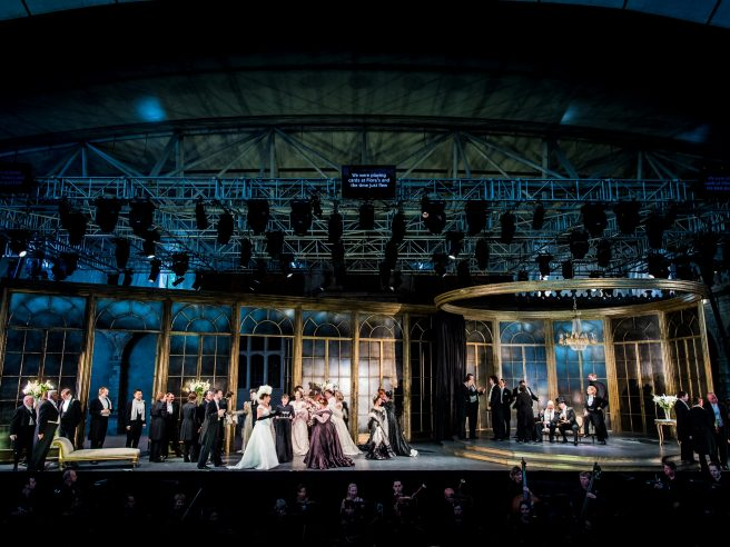 International Opera Award nominations for the Investec Opera Holland Park 2018 Season