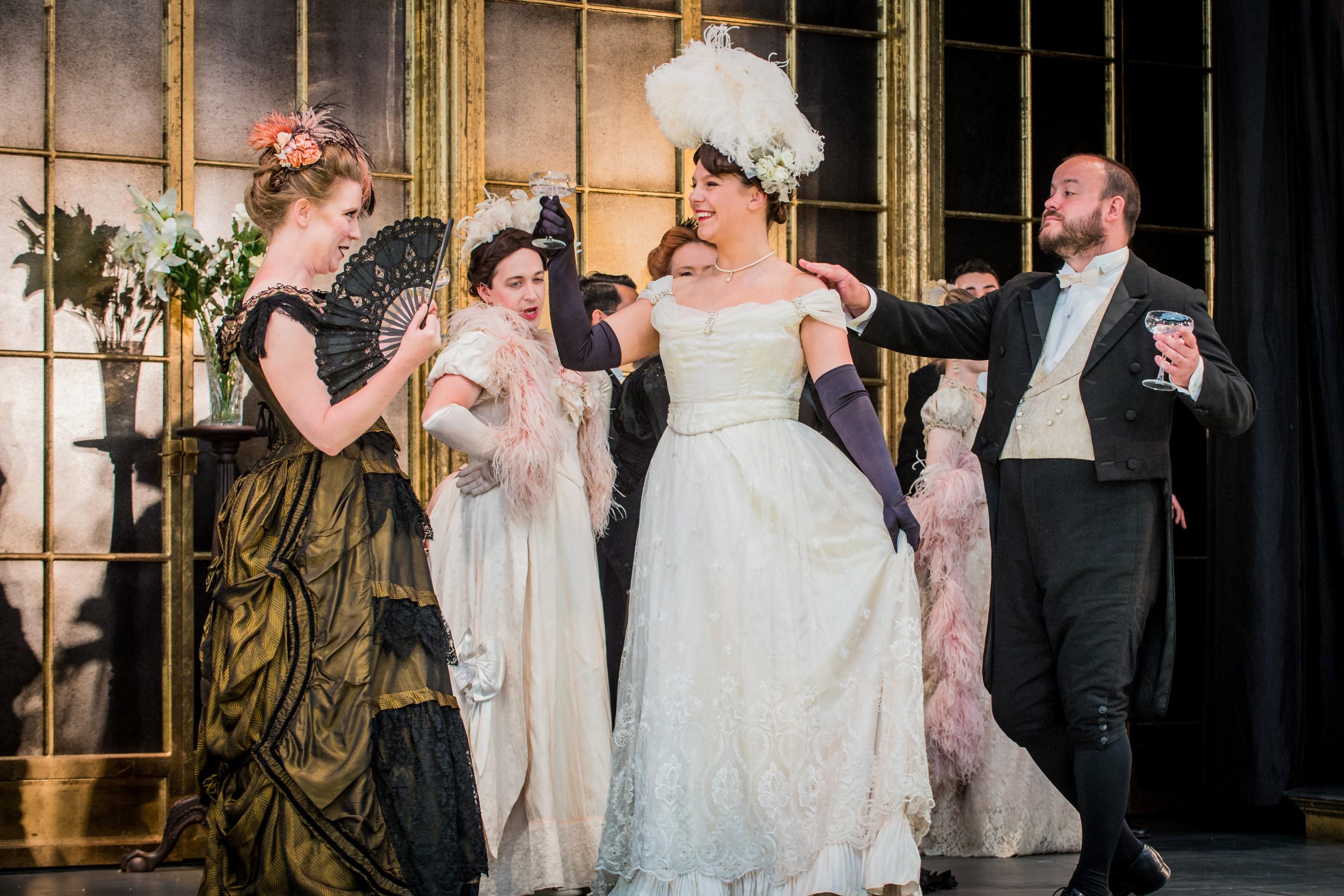 La Traviata Young Artists Performance Opera Holland Park