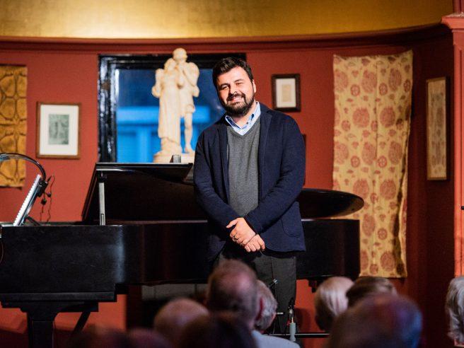 Matteo Lippi sings 'Forse la soglia attinse' from Un ballo in maschera