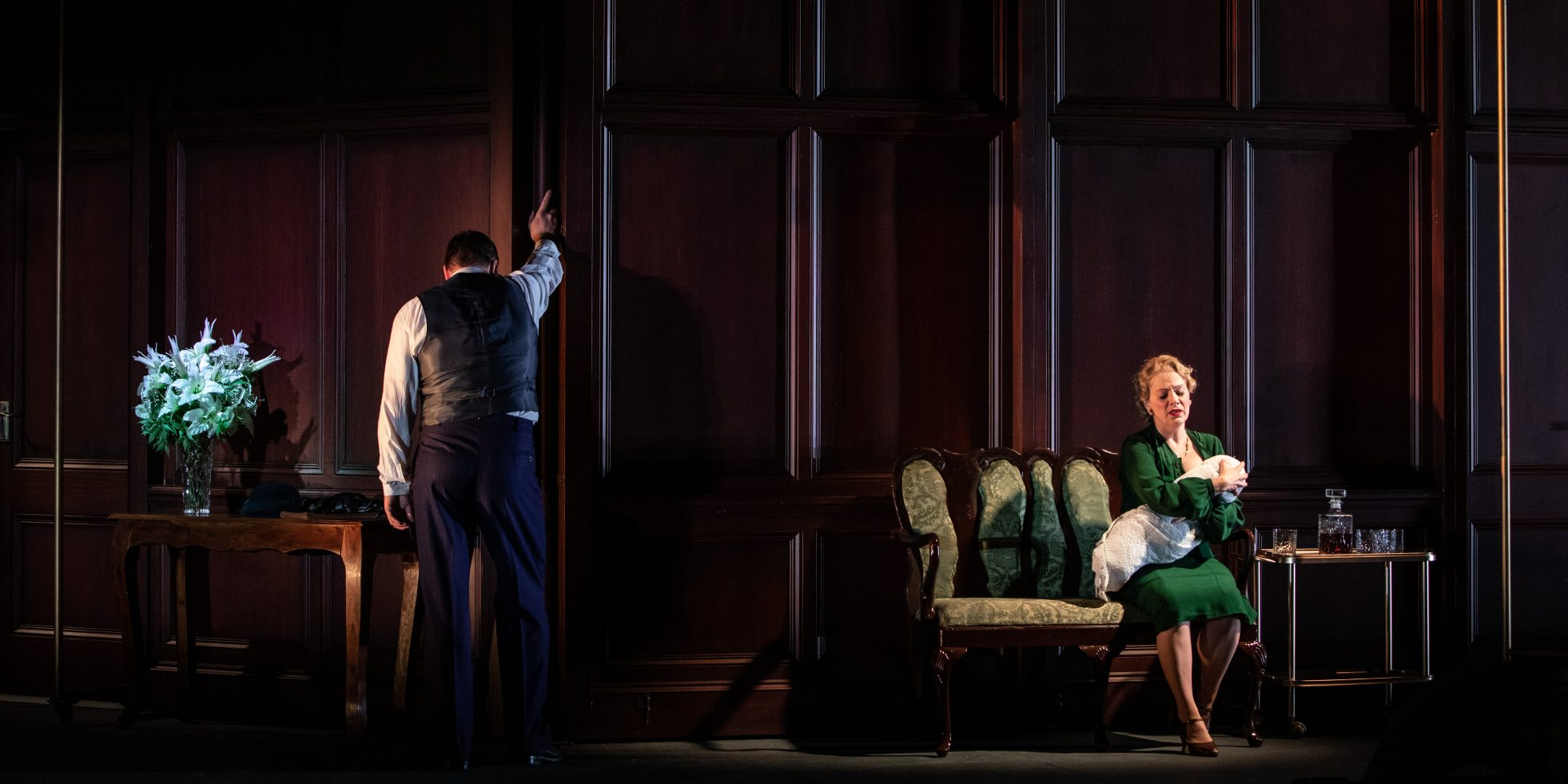 Opera Holland Park brings Un ballo in maschera to you in a new film with City of London Sinfonia on 2 June, 7.30pm