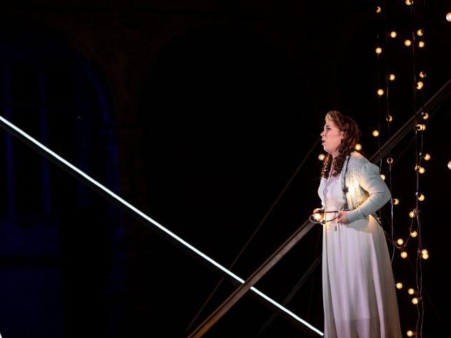 A first look at Il segreto di Susanna and Iolanta