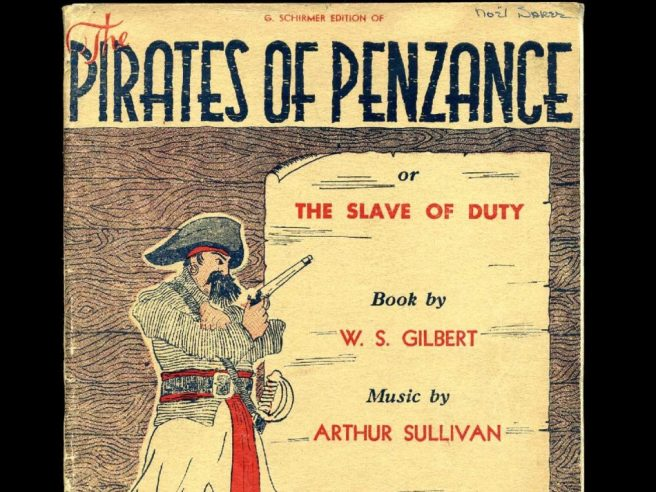 Charles Court Opera joins Opera Holland Park in The Pirates of Penzance