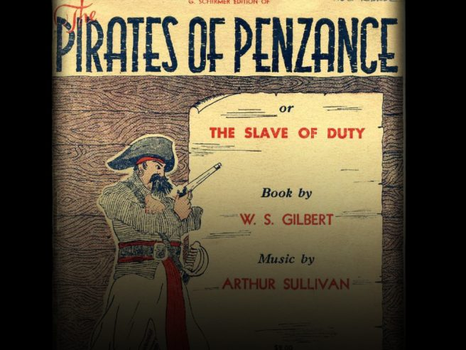 The Pirates of Penzance – postponed