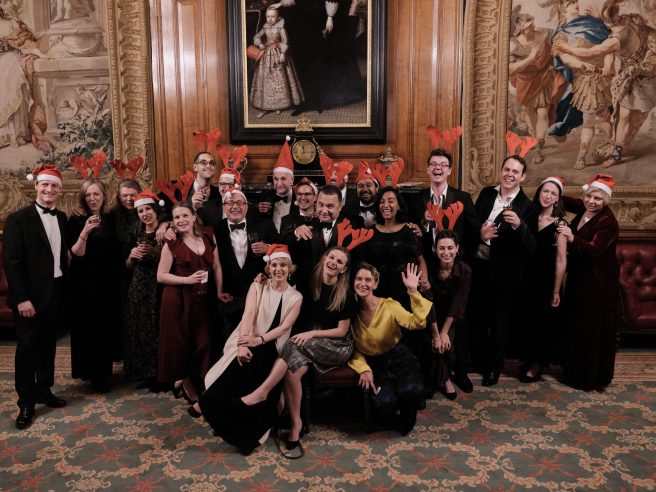 Merry Christmas from all of us at Opera Holland Park!