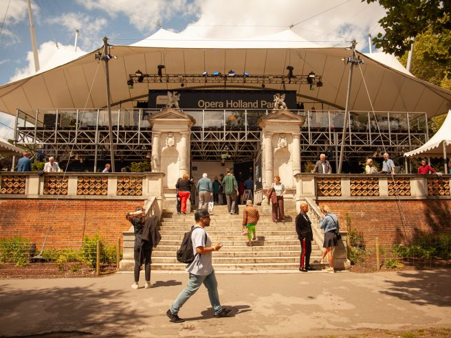 Opera Holland Park 2020 Season Booking Checklist