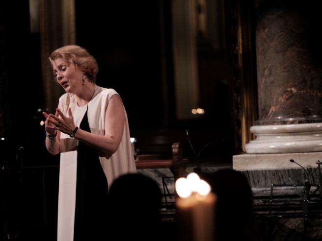 Anne Sophie Duprels & Matteo Lippi sing 'Teco io sto – Oh qual soave brivido' from Un ballo in maschera