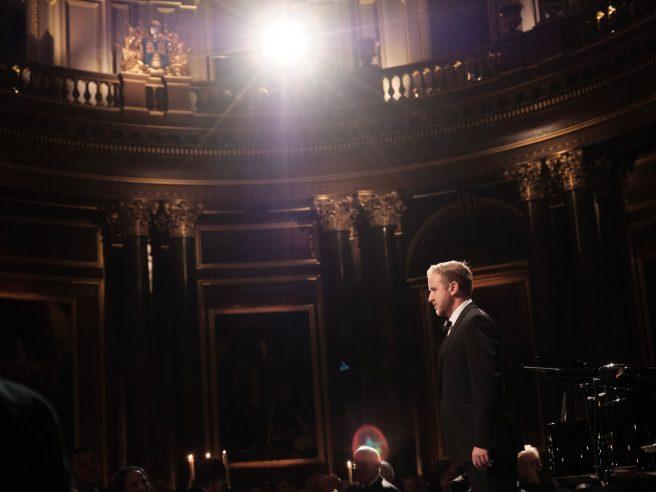 Julien Van Mellaerts sings 'Hai già vinta la causa'