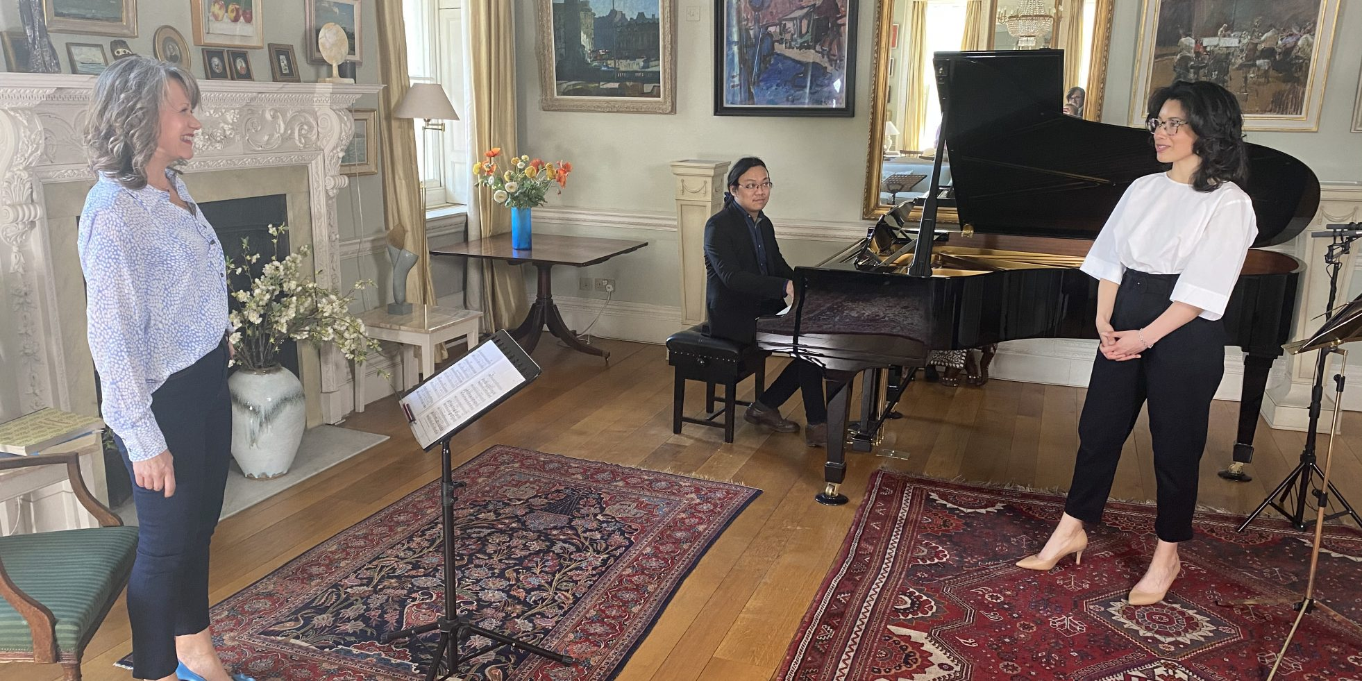 Watch Now: Young Artists Masterclass with Amanda Roocroft