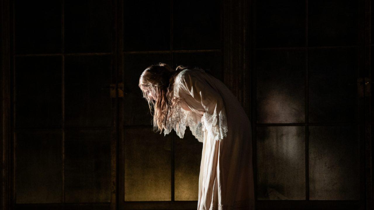 Lauren Fagan as Violetta in La Traviata, 2021 © Ali Wright