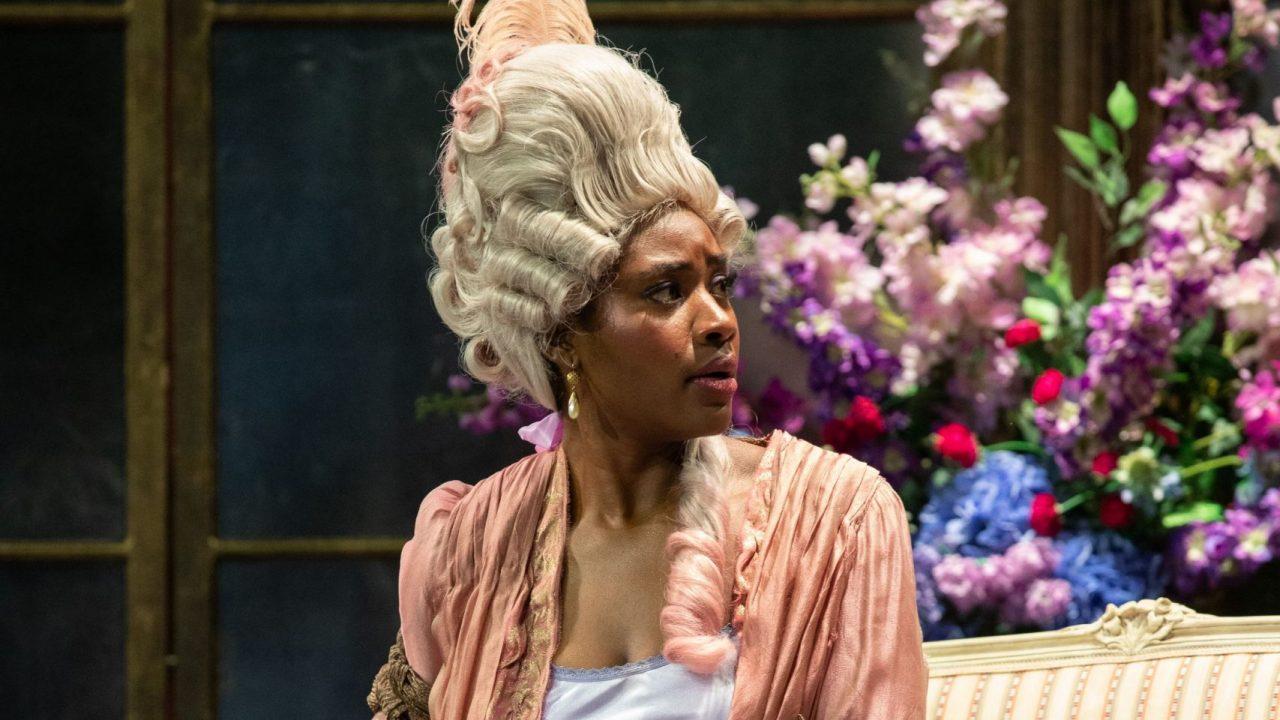 Nardus Williams as Countess Almaviva in The Marriage of Figaro, 2021 © Ali Wright
