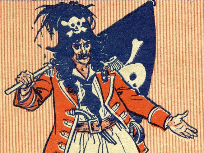 Piracy, Publishers and Police