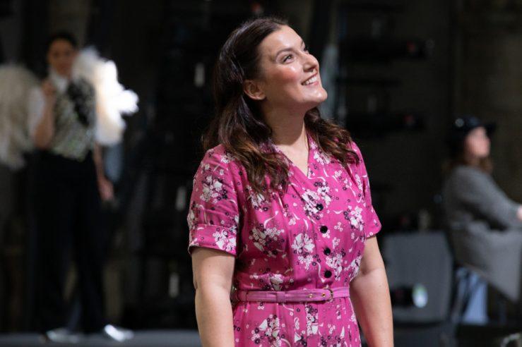 Katie Bird as Suzel in L'amico Fritz, 2021 © Ali Wright